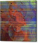 Blending Palette Canvas Print