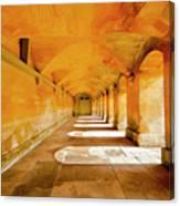 Blenheim Arches Canvas Print