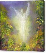 Blessing Angel Canvas Print
