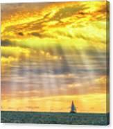 Blessings Bestowed  7848 Canvas Print