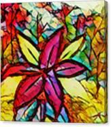 Blissful Meadows Canvas Print
