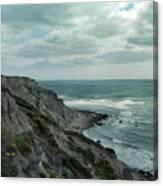 Block Island South East Lighthouse Canvas Print