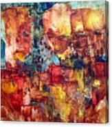 Blockheads  Canvas Print