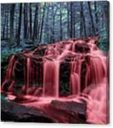 Blood Falls 2 Canvas Print