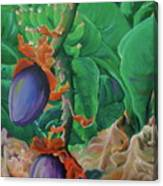 Bloomin' Bananas Canvas Print