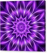 Bloomingcrown Canvas Print