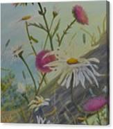 Bloommates Canvas Print