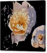 Bloomnoir Canvas Print