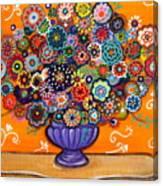 Blooms 6 Canvas Print