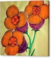 Blossom In High Spirit #6 Canvas Print