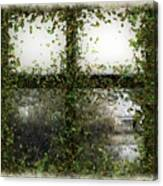 Blotted Out Canvas Print