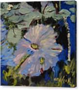 Blu II Canvas Print