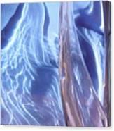 Blue 100 Canvas Print