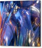 Blue 160 Canvas Print
