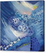 Blue Concerto 2 Canvas Print