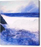 Blue Day Canvas Print