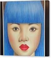 Blue Dream 78x55 Canvas Print