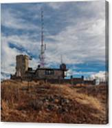 Blue Hill Weather Observatory 2 Canvas Print
