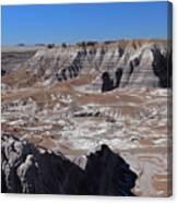 Blue Mesa Canvas Print