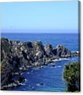Blue Pacific Canvas Print
