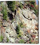 Blue Ridge Mountain Canvas Print