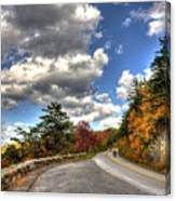 Blue Ridge Parkway, Buena Vista Virginia 4 Canvas Print