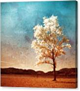 Blue Sky Dreams Canvas Print