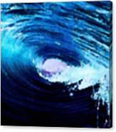 Blue Stew Canvas Print