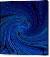 Blue Thunder Canvas Print