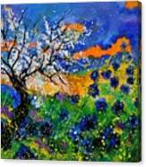 Bluecornflowers 451120 Canvas Print