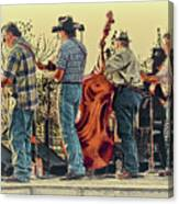 Bluegrass Evening Canvas Print