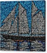 Bluenose II Canvas Print