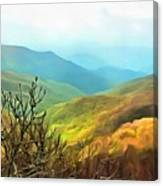 Blueridge - Spring Canvas Print
