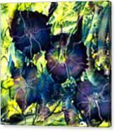 Blues Are Born Canvas Print