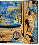 Blues Dues Canvas Print