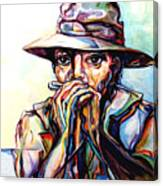 Blues Traveler  Canvas Print