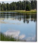 Bluff Lake Ca 4 Canvas Print