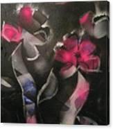 Blumen Aus Berlin Canvas Print