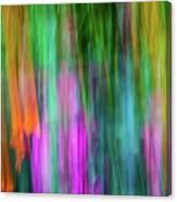Blurred #3 Canvas Print