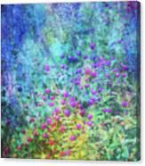 Blurred Garden 4798 Idp_2 Canvas Print