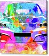 Bmw 3 Gran Turismo Canvas Print