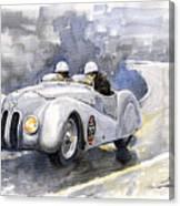 Bmw 328 Roadster Canvas Print