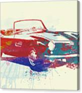 Bmw 507 Canvas Print