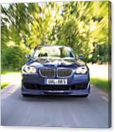 BMW Canvas Print