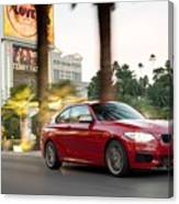 Bmw M235i Coupe Canvas Print