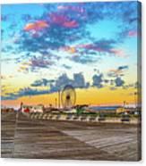 Boardwalk Wonder Canvas Print