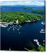 Boating Season Canvas Print