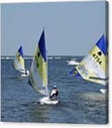 Boats 172 Canvas Print