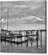 Boatworks 4 Canvas Print