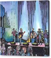 Bob Dylan Tribute Show Canvas Print